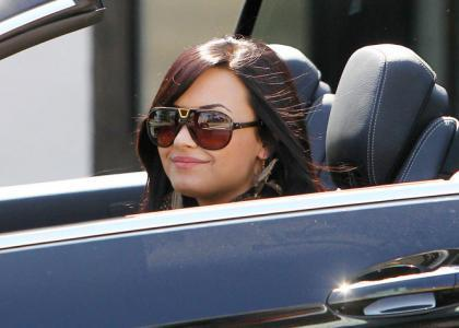 Demi Lovato's Road to Recovery 21 April 2011