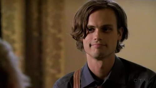 Dr. Spencer Reid wallpaper possibly containing a portrait called Dr Reid