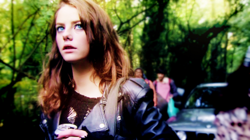 Effy Stonem wallpaper probably containing a hip boot and a portrait entitled Effy