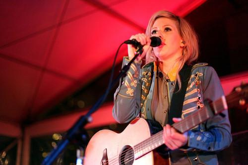 """Ellie Goulding """"Lights"""" Album Launch Party"""