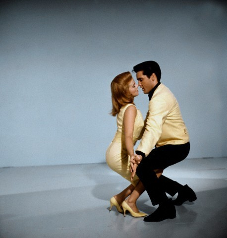 elvis presley fondo de pantalla probably with a well dressed person called Elvis and Ann-Margaret