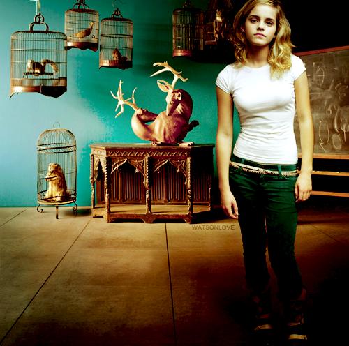 Emma peminat Art
