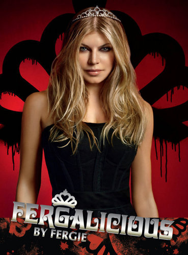 black eyed peas wallpaper possibly containing a concert, a coquetel dress, and a portrait called Fergalicious - fergie