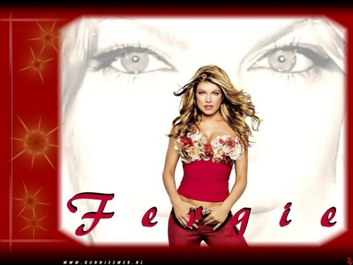 fergie - wallpaper