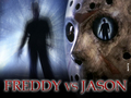 friday-the-13th - Freddy vs Jason wallpaper