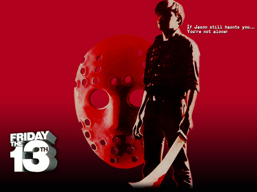 Friday the 13th wallpaper entitled Friday the 13th: A New Beginning