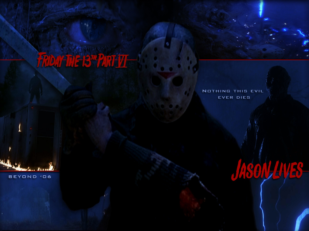 'JASON LIVES - FRIDAY THE 13TH PART VI' by Simon Hawke