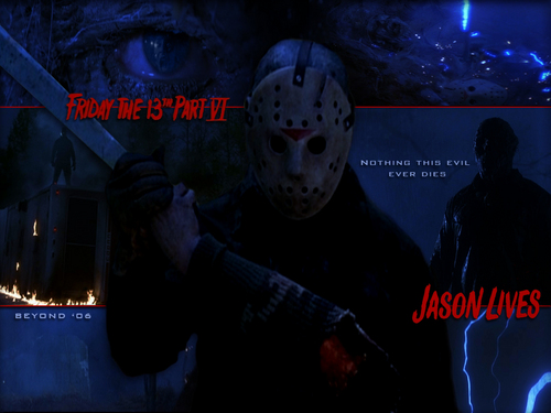 Friday the 13th wallpaper called Friday the 13th: Jason Lives