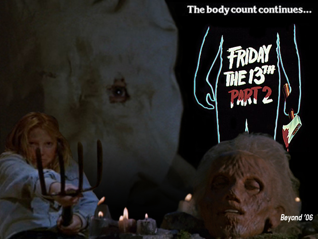 friday the 13th images friday the 13th part 2 hd wallpaper and