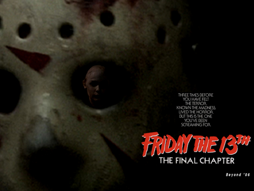 Friday the 13th wallpaper titled Friday the 13th: The Final Chapter