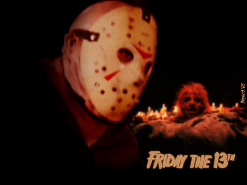 Friday the 13th wallpaper entitled Friday the 13th