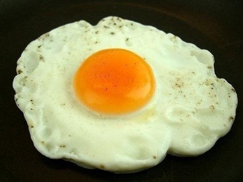 Fried Egg Soap