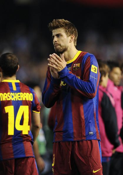 G. Pique (Real Madrid - Barcelona, Copa del Rey Final)
