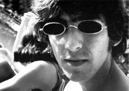 George Harrison Wallpaper With Sunglasses Titled