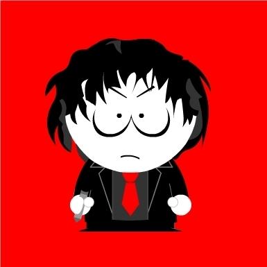 Джерард Уэй aka South Park