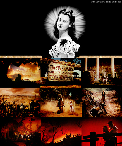 Gone with the Wind Montage