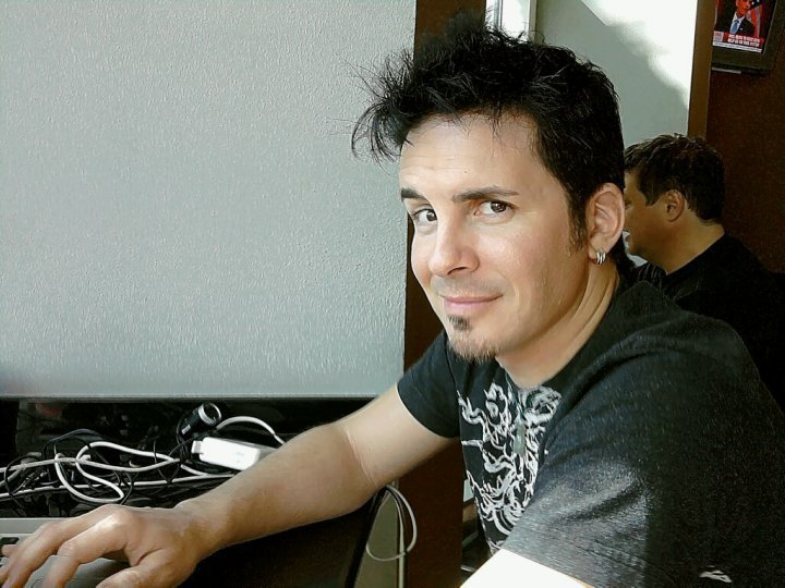 hal sparks height