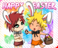 Happy Easter Naruto Fans! - naruto fan art