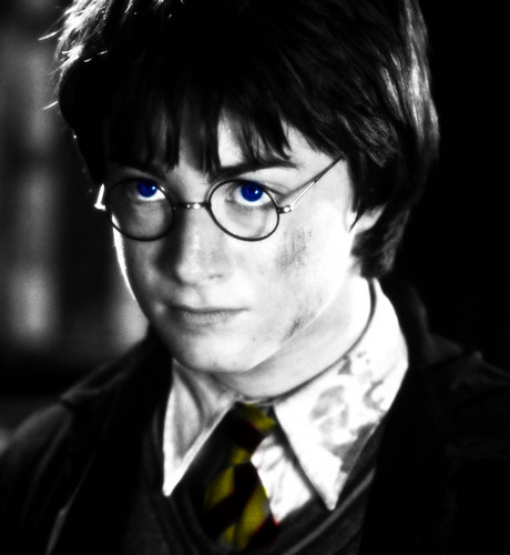 Harry- My Hero!