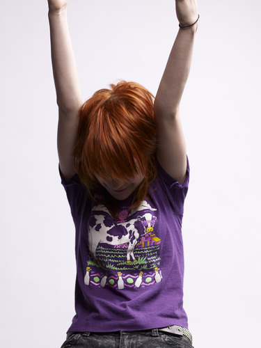 Hayley's Rolling Stone Shoot [HQ/Untagged]