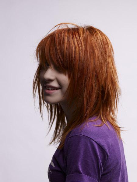 hayley williams hair 2008 - photo #19