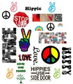 Hippie stuff :) - hippies photo