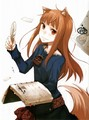 Holo can write.......