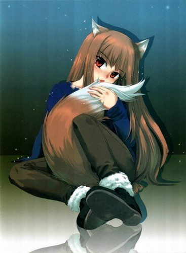 Holo & winter Loneliness