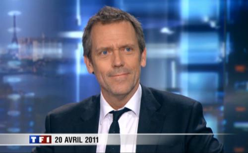 Hugh in France