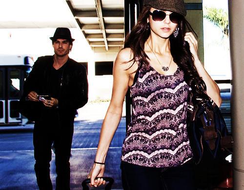 Ian & Nina..