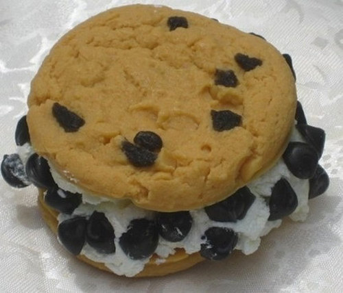 Ice Cream Cookie sandwich,