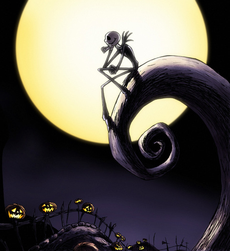 Jack Skellington wallpaper titled Jack Skellington
