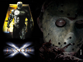 friday-the-13th - Jason X wallpaper