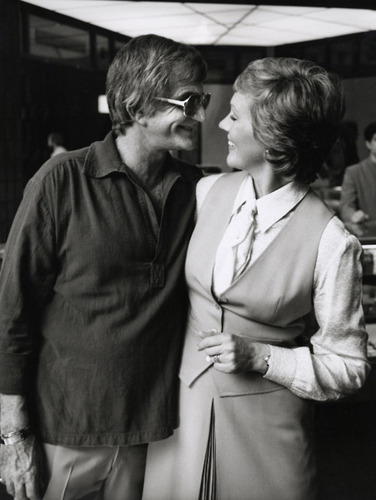 Julie Andrews wirh Blake Edwards