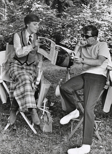 Julie and Blake Edwards