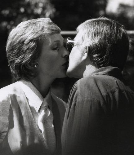 Julie and Blake Edwards