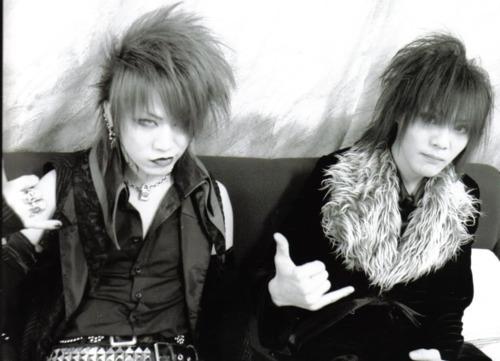Kai and Ruki