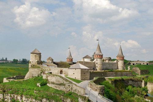Kamyanets-Podilsky castello