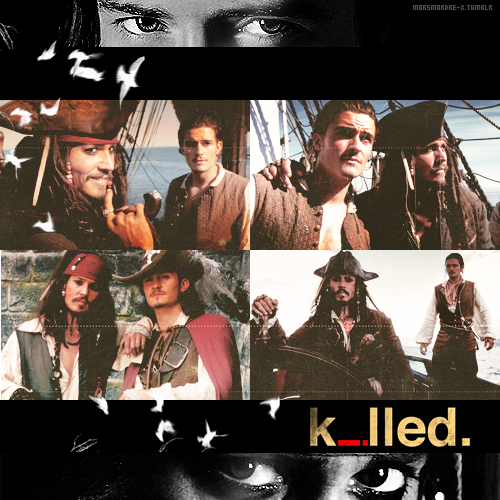 Killed - Jack and Will