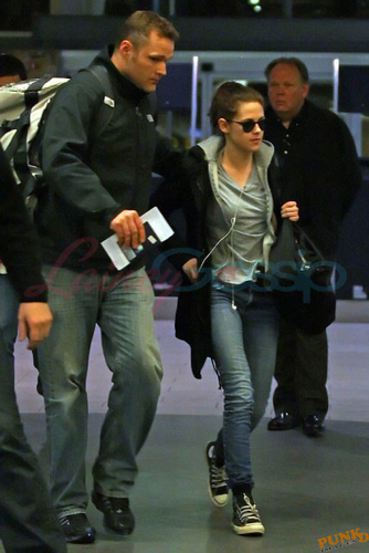 Kristen leaving Vancouver [april 20th]