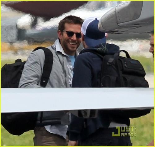 Leonardo DiCaprio: Bachelor Party with Bradley Cooper!