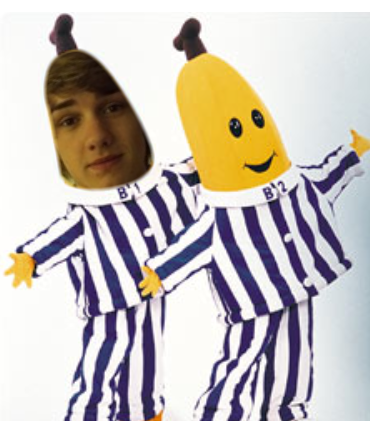Liam Is A Bannana In Pyjamas! 100% Real :) ♥