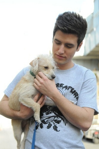 Logan Photoshoot for Giant Creature