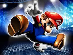 Mario Break-Dancing