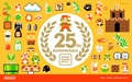 Mario's 25 birthday - mario wallpaper
