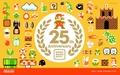 Mario's 25 birthday