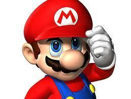 Mario tipping his hat