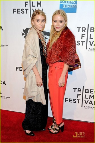 Mary-Kate and Ashley Olsen: 'The Union' Premiere!