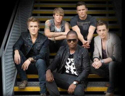 McFly and Taio Cruz :)