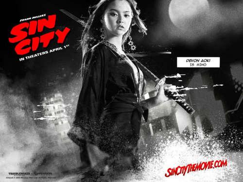 Miho (Sin City)